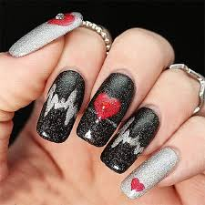 best valentine day nail art 2017 style you 7