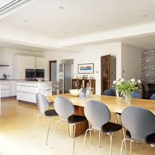 large kitchen dining room ideas how to accomodate more guests in your dining room freshome