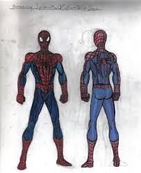 Male Spider Anatomy Another Spider Man Costume Idea By Ricktimusprime0825 On Deviantart