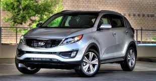 peugeot suv 2014 kia sportage revised styling for updated suv photos 1 of 12