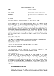 doc 585680 report executive summary template u2013 31 executive