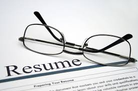 How To Write A Resume For A Job by Which Of These Is Not Suggested For Writing A Resume Resume For