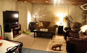 Unfinished Basement Floor Ideas Unfinished Basement Floor Ideas Unfinished Basement Ideas Can Be