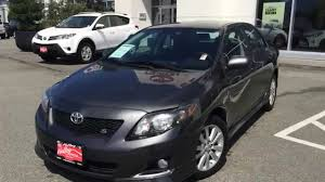 2010 toyota corolla s for sale sold 2010 toyota corolla s preview for sale at valley toyota