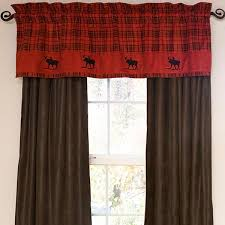 Curtains For A Cabin Moose Curtains Curtains Ideas