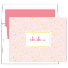 baby thank you notes baby thank you cards personalized baby thank you cards the