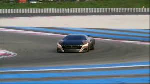 peugeot onyx interior peugeot onyx detail u0026 sound on the track hd youtube