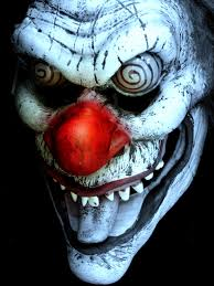 clowns 3d halloween horror nights psycho clown evil clowns creepy clown and scary