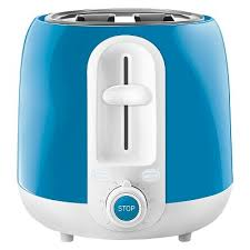 Colorful Toasters Turquoise Toaster 4 Slice Target