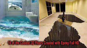 10 of the coolest 3d floors created with epoxy full hd youtube