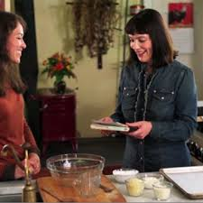 ellie markovitch on pbs heirloom meals thanksgiving special