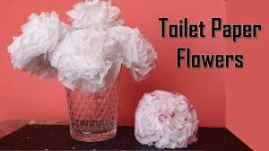 paper flower centerpieces diy toilet paper flower centerpiece ideas wedding decoration 2017