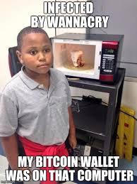 Kid On Computer Meme - i wonder if this happened to anyone imgflip