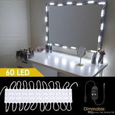makeup vanity with led lights 2018 diy bathroom vanity lighting kits for cosmetic make up vanity
