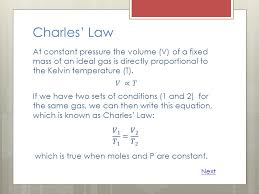 15 charles law
