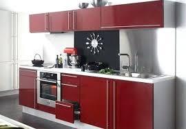 cuisine avec electromenager inclus cuisine complete avec electromenager cuisine acquipace avec portes