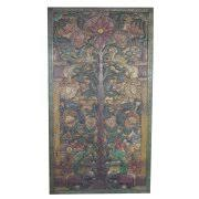 carved wood wall panels