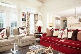 Capricious Red Sofa Living Room Delightful Design  Ideas About - Red sofa design ideas
