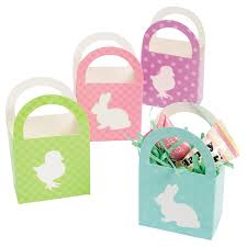 Filled Easter Baskets Wholesale Amazon Com Two Dozen Mini Easter Baskets Party Supplies Gift