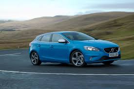 V40 Volvo Review Volvo V40 T5 R Design Lux Nav First Drive Review From Autocar