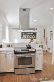 Kitchen Island With Oven by Best 25 Island Hood Ideas On Pinterest Island Range Hood