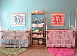 coral u0026 teal boy u0026 twin nursery twin nurseries boy