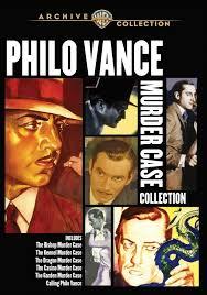 amazon com the philo vance murder case collection william powell