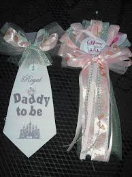 how to make a baby shower corsage baby shower princess roses baby shower corsage it s a girl