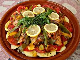 moroccan fish tagine mqualli recipe