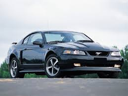 2003 Black Mustang Love The 03 04 Mach 1 Azure Blue Is My Favorite Color But This