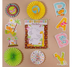baby shower autograph plate baby shower decorating ideas party city party city