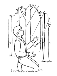 joseph smith coloring pages 12 images of lds first vision coloring