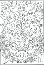 hummingbirds framed by flowers hummingbird coloring page jpg