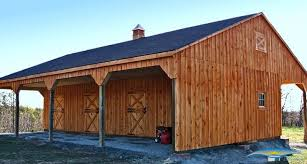 Used Horse Barn For Sale Shedrow Horse Barns Shed Row Barns Horizon Structures