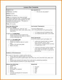 5 e lesson plan template 5e plans for math intervention