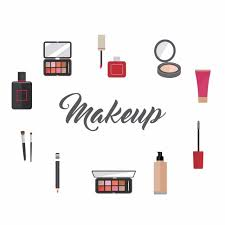 makeup artist tools makeup artist tools and beauty products makeup vector beauty