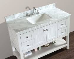 Cottage Style Bathroom Vanities by Emily 48