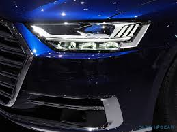audi matrix headlights meet the new 2019 audi a8 a self driving super luxury sedan