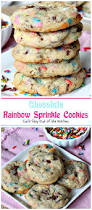 chocolate rainbow sprinkle cookies can u0027t stay out of the kitchen