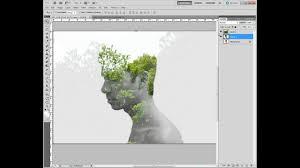 tutorial double exposure photoshop cs3 double exposure tutorial youtube