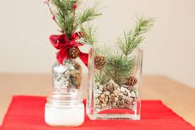 cheap christmas cheap christmas centerpiece ideas sapling