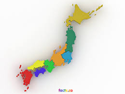 japan map blank political japan map with cities