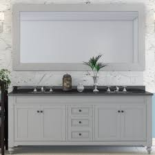 Double Sink Bathroom Vanity by Darby Home Co Cabery 72