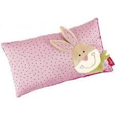 coussin chambre bébé coussin chambre bébé lapin bungee bunny achat vente oreiller
