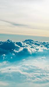 above thick clouds iphone 5 wallpaper hd free download iphonewalls