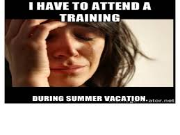 Summer Is Coming Meme - memes for teachers the pensive sloth
