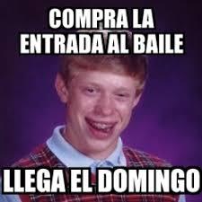 Memes Bad Luck Brian - memegenerator bad luck brian crear meme bad luck brian hacer