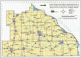 mn counties map olmsted county maps