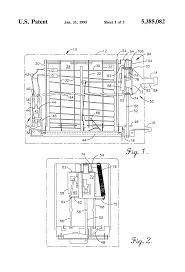 patent us5385082 toaster with safety shut off google patents
