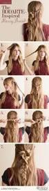 rodarte inspired messy braid latest hairstyles com